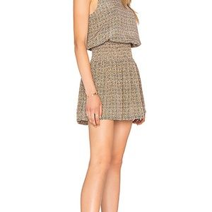 JOIE Kiernan silk tank dress with pockets